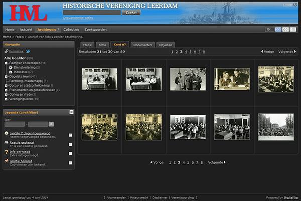 Beeldbank Historische Vereniging Leerdam
