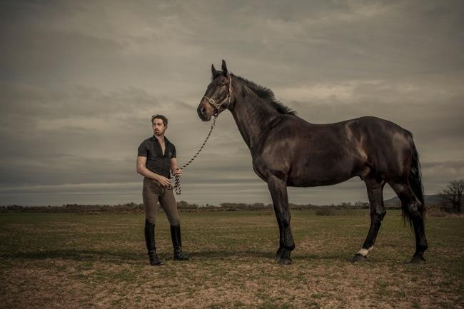 Sarah Jewell-Equine Winner