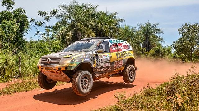 Dakar 2017 Paraguay - Argentina - Bolivia