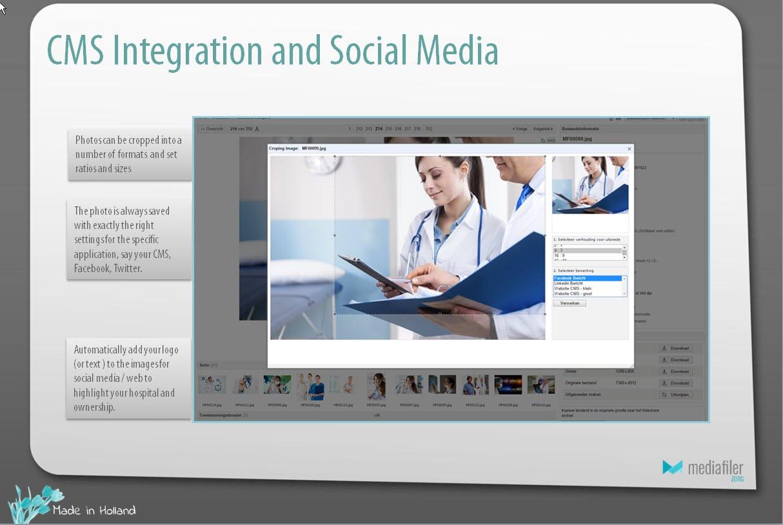 Digital Asset Management for the healthcare sector