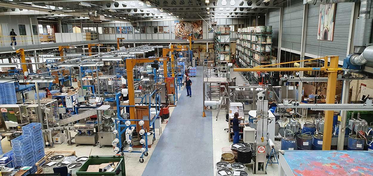 klantcase-Royal-Talens-fabriek